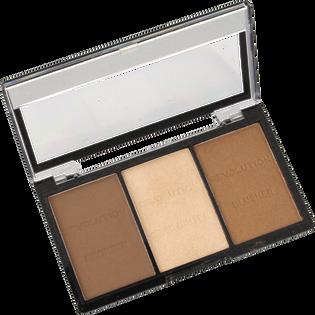 Revolution Makeup_Ultra Sculp & Contour_paleta do konturowania twarzy kit light-medium C04, 11 g_2