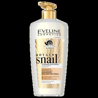 Eveline_intensywnie regenerujący olejkowy balsam do ciała, 350 ml