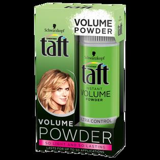 Taft_Volume Powder_puder stylizujący do włosów nadający objętość, 10 g