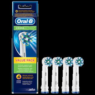 Oral-B_Cross Action_końcówki do szczoteczki elektrycznej do zębów, 4 szt./1 opak.