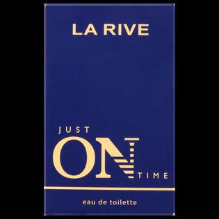 La Rive_Just On Time_woda toaletowa męska, 100 ml_2