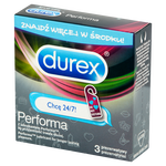 Durex Performa Chcę 24/7!