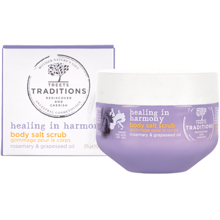 Treets Traditions_scrub do ciała, 375 g