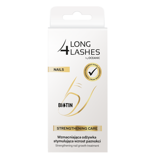 Long 4 Lashes_Nails_serum wzmacniające do paznokci, 10 ml
