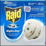 Raid Night & Day