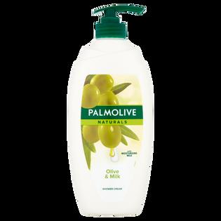 Palmolive_Naturals Olive & Milk_kremowy żel-mleczko oliwkowe pod prysznic, 750 ml