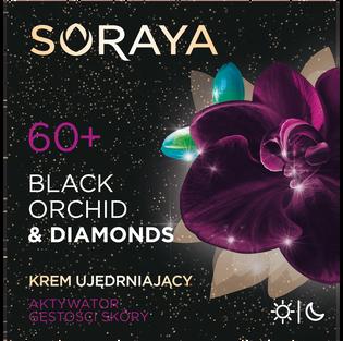 Soraya_Black Orchid & Diamonds_ujędrniający krem do twarzy na dzień 60+, 50 ml_2