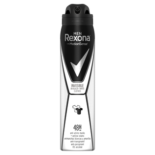 Rexona_Men Invisible_antyperspirant męski w sprayu, 250 ml