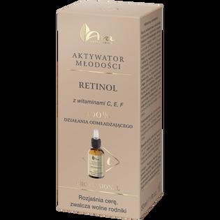 Ava_Aktywator Młodości_retinol 100% działania odmładzającego, 30 ml_2