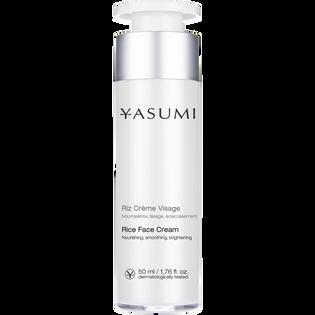 Yasumi_Ryżowy_odżywczy krem do twarzy na dzień i noc, 50 ml_1