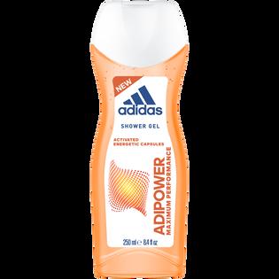 Adidas_Adipower_odświeżający żel pod prysznic damski, 250 ml