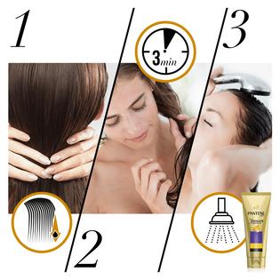 Pantene_Większa Objętość 3 Minute Miracle_odżywka do włosów cienkich, 200 ml_6