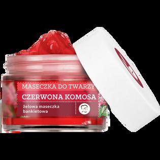 Herbal Care_Czerwona Komosa_liftingująco-rozświetlająca maseczka do twarzy, 50 ml_1