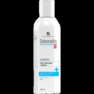 Seboradin_szampon do włosów przeciwłupieżowy, 200 ml
