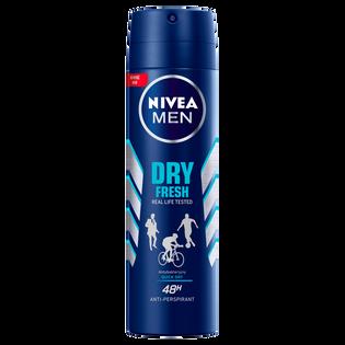 Nivea Men_Dry Fresh_antyperspirant męski w sprayu, 150 ml