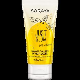 Soraya_Just Glow_nawilżający hydrożel do twarzy, 50 ml_1