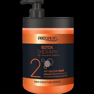 Prosalon_Botox Therapy_maska przeciw starzeniu włosów, 1000 g