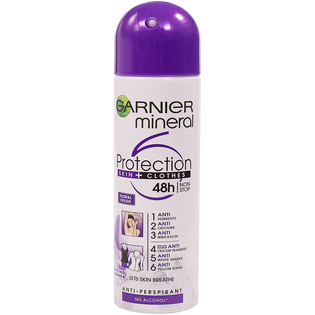 Garnier_Mineral_antyperspirant damski w sprayu, 150 ml