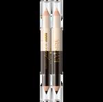 Eveline Eyebrow Pencil Duo