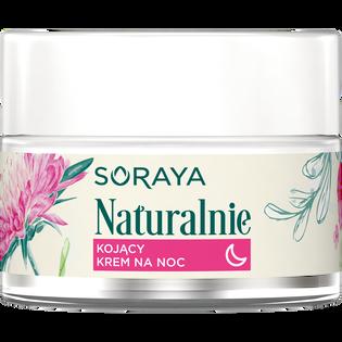 Soraya_Naturalnie Kojący_kojący krem do twarzy na noc, 50 ml_1