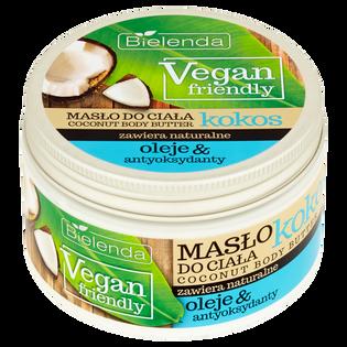 Bielenda_Vegan Friendly_masło kokosowe do ciała, 250 ml