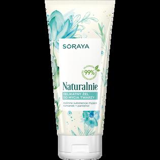 Soraya_delitatny myjący żel do twarzy, 150 ml