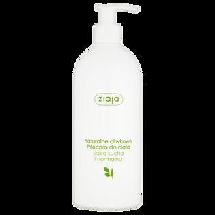 Ziaja_Oliwkowa_mleczko do ciała dla skóry suchej i normalnej, 400 ml