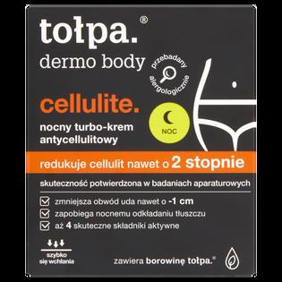 Tołpa_Dermo Body Cellulite_nocny turbo-krem antycellulitowy, 250 ml_3