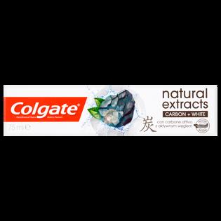 Colgate_Natural Extracts Charcoal + White_pasta do zębów z węglem aktywowanym , 75 ml