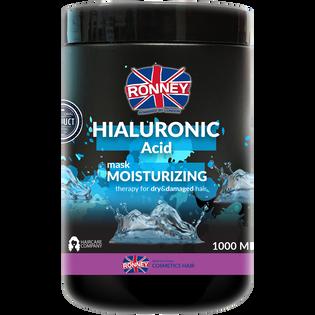 Ronney_Hialuronic Acid_nawilżająca maska do włosów suchych i zniszczonych, 1000 ml
