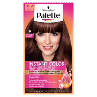 Palette_Instant Color_szampon koloryzujący 9 mahoń, 38 g