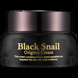 Secret Key_Orginal_nawilżająco-wygładzający krem do twarzy z filtratem z czarnego ślimaka, 50 g_1