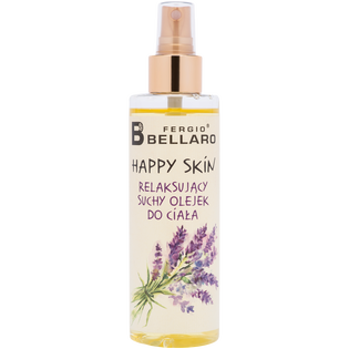 Fergio Bellaro_Happy Skin_suchy olejek do ciała, 200 ml