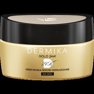 Dermika_Gold 24k_krem-maska na noc, 50 ml_1