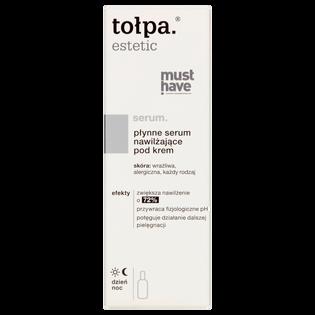 Tołpa_Estetic_płynne serum nawilżające pod krem, 75 ml