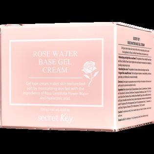 Secret Key_Rose Water_nawilżający żelowy krem do twarzy z wyciągiem z róży stulistnej, 100 g_2