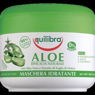 Equilibra_Naturale_aloesowa maska do włosów, 200 ml
