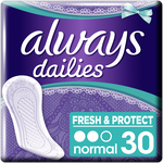 Always Dailies Fresh & Protect