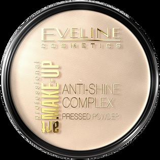 Eveline Cosmetics_Art Make-up Anti Shine Complex_puder w kamieniu do twarzy golden snad 33, 9 g