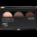 Hean_Eye Brow Professional_paleta cieni w kamieniu do brwi, 5,7 g_1