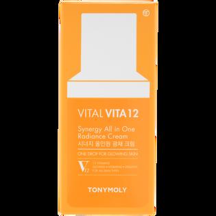 Tony Moly_Vital Vita 12 Synergy All In One_wysoko skoncentrowany krem do twarzy z witaminami, 45 ml_2