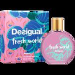 Desigual Fresh World