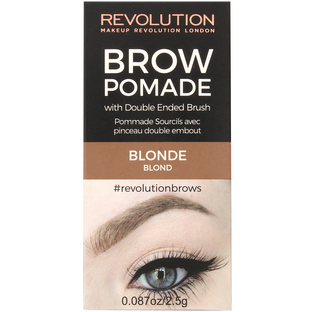 Revolution Makeup_Blonde_pomada do stylizacji brwi blonde, 8 g