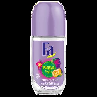 Fa_Ipanema Night_dezodorant damski w kulce, 50 ml