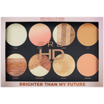 Revolution Makeup Pro HD Palette Brighter Than Your Future