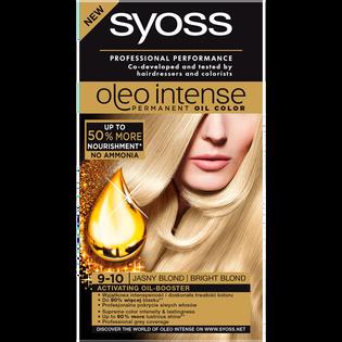Syoss_Oleo Intense_farba do włosów 9-10 jasny blond, 1 opak._2