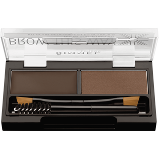 Rimmel_Brow This Way_paleta do brwi dark brown 003, 2,4 g_2
