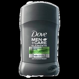 Dove Men_Care Elements Minerals + Sage_antyperspirant męski w sztyfcie, 50 ml