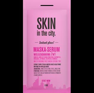 Skin In The City_7w1_maska-serum wielozadaniowa 7w1 do twarzy, 8 ml