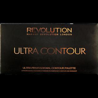 Revolution Makeup_Ultra Contour_paleta do konturowania twarzy, 13 g_1